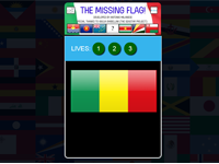 The missing flag