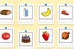 Scrivi i nomi dei cibi: gioco di ortografia gratuito