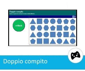 Doppio compito - Una web app sull'attenzione divisa