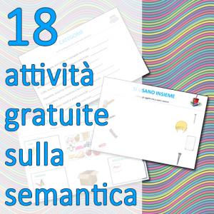 18 schede sulla semantica