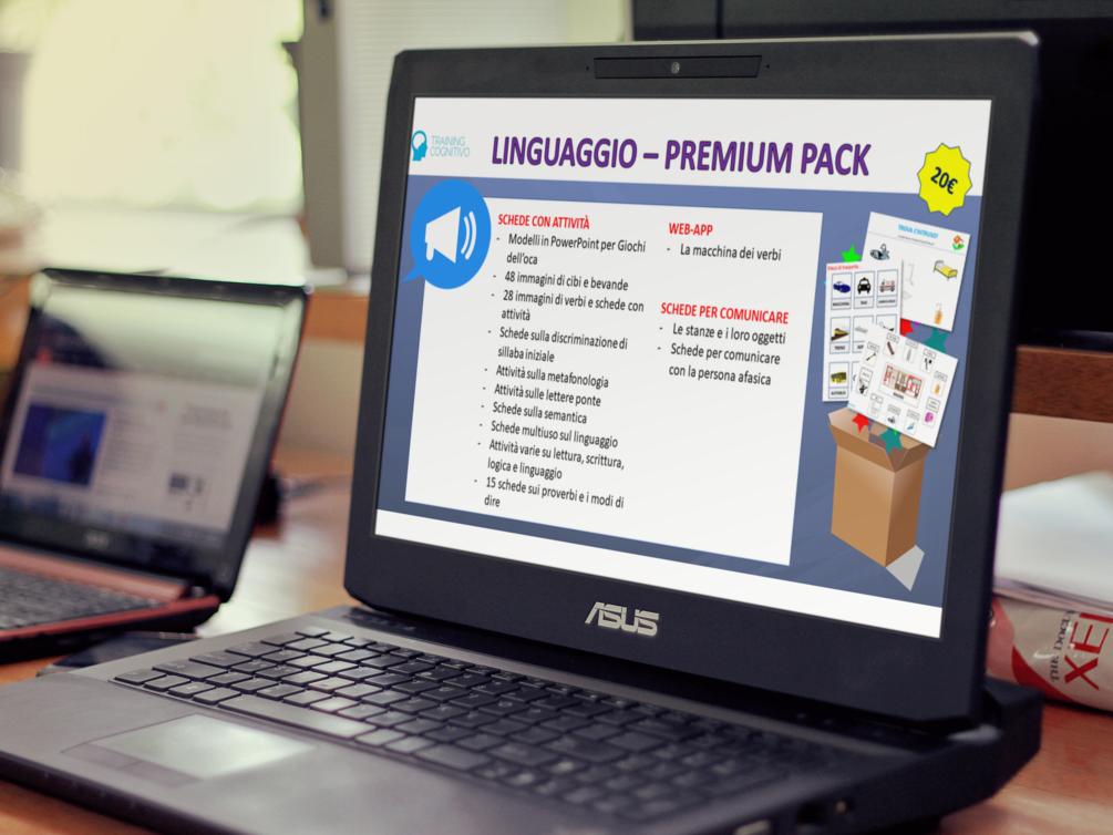 Linguaggio premium pack