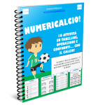 NumeriCalcio: aktiwiteite met getalle en sokker