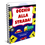 Mắt trên đường: 25 thẻ bài tập chú ý
