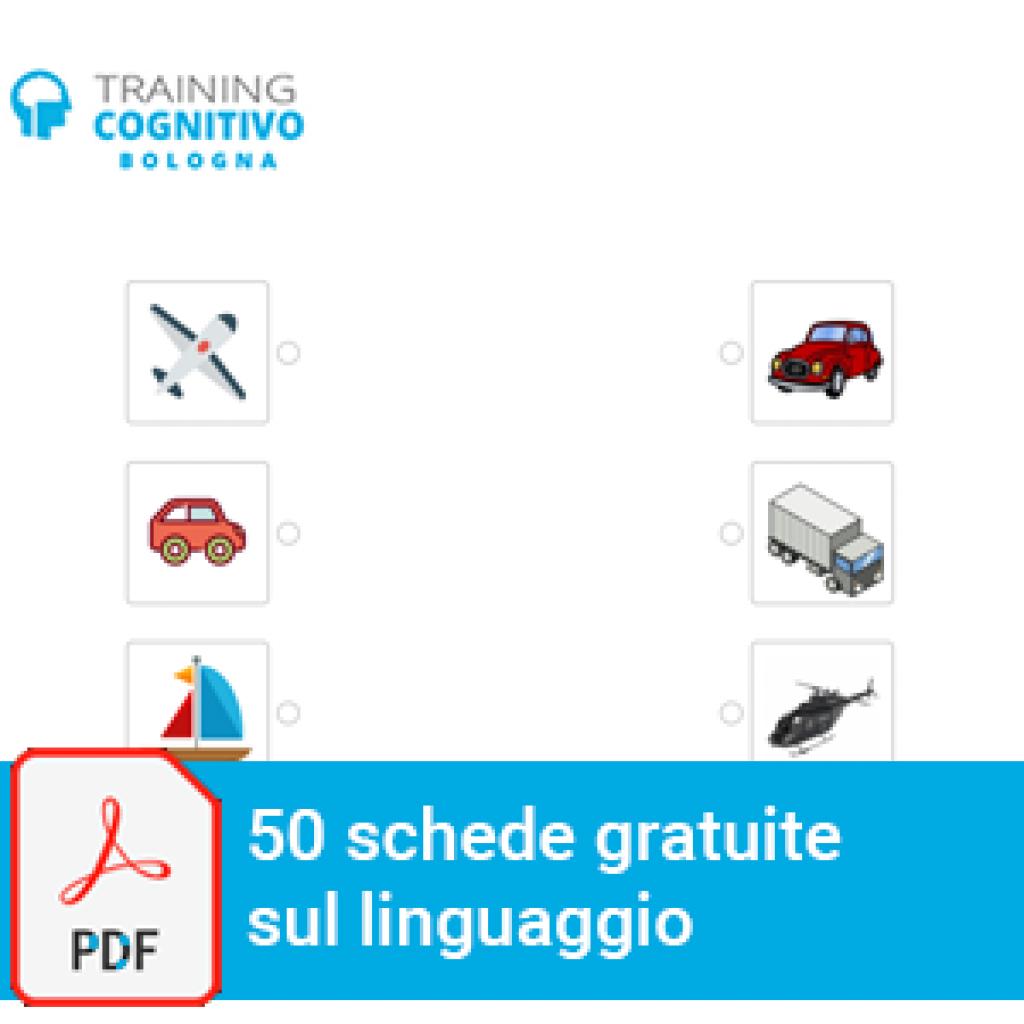 50 schede gratuite sul linguaggio