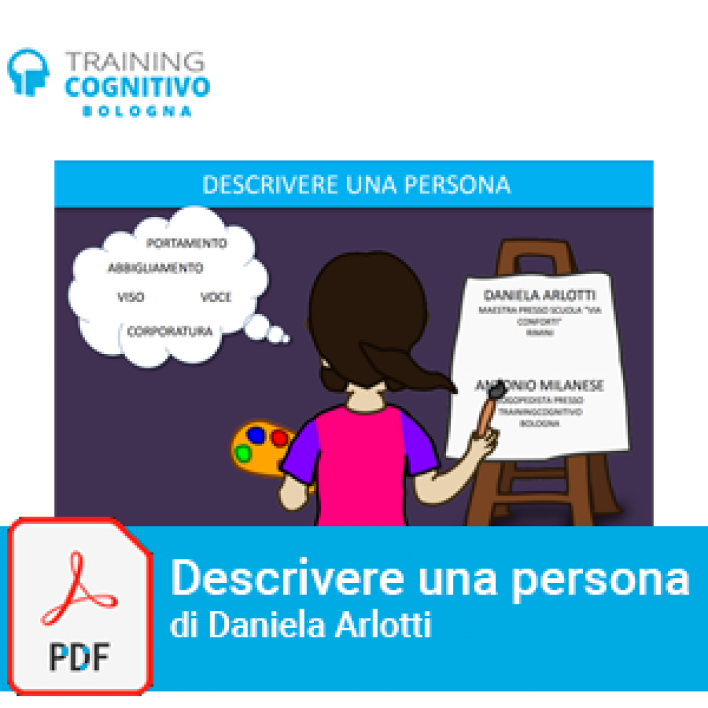 Descrivere una persona - di Daniela Arlotti