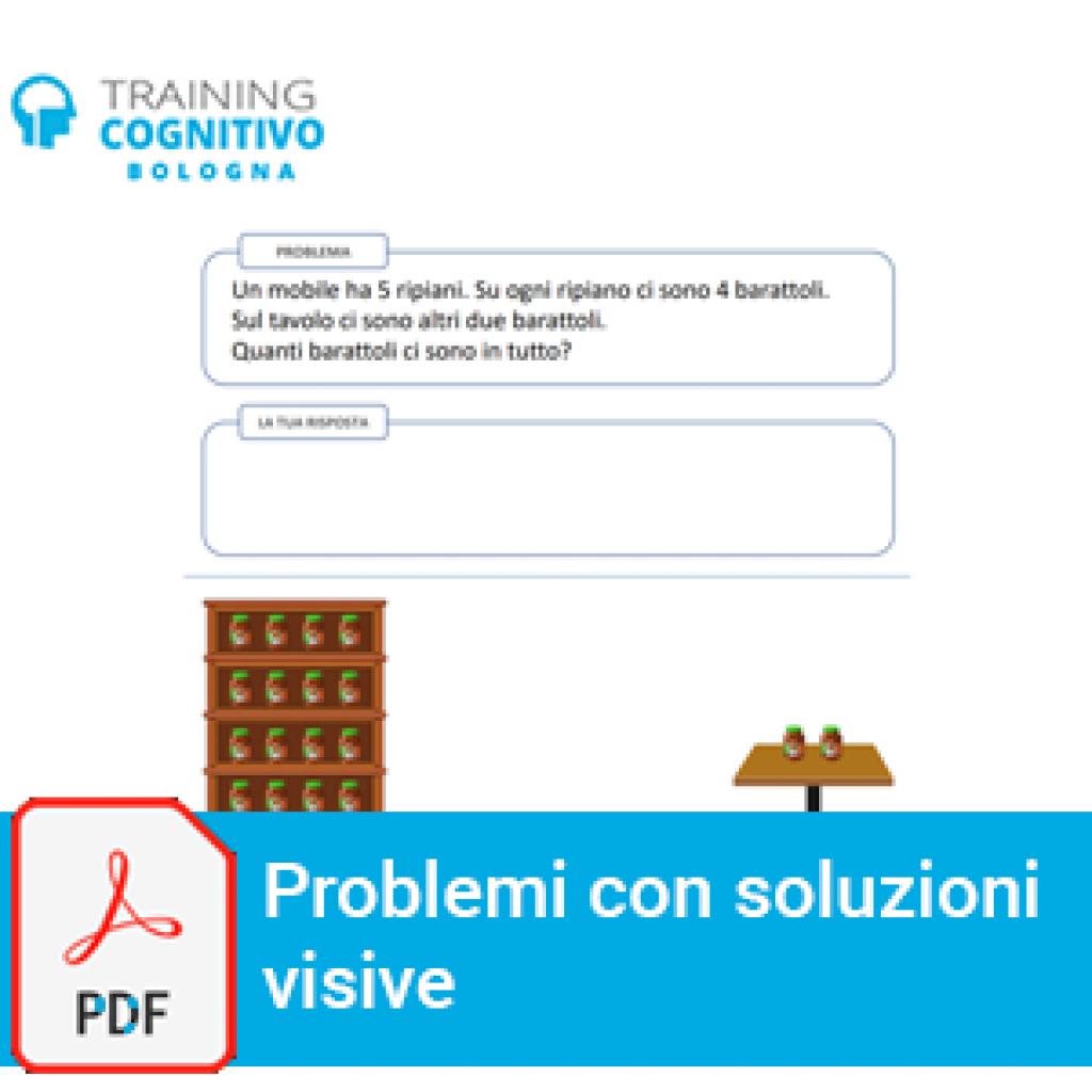 Problemi con soluzioni visive