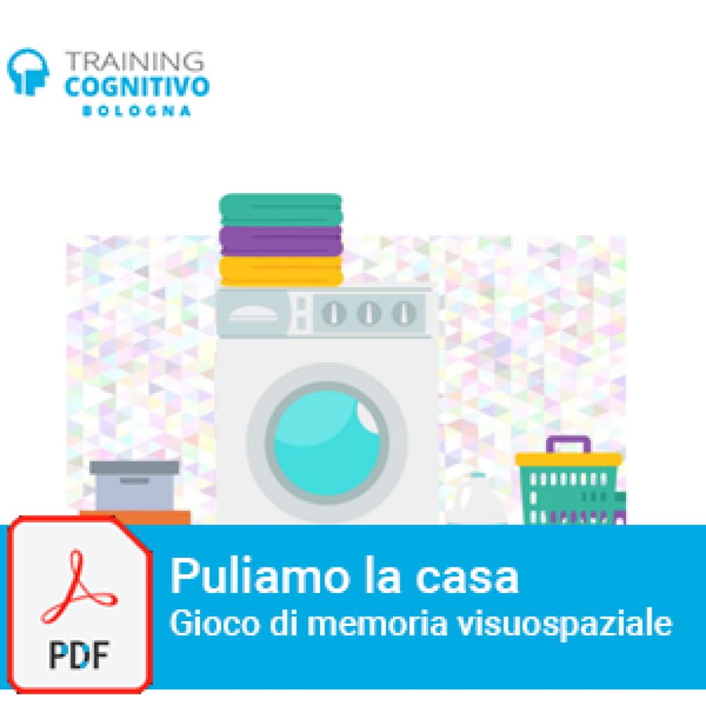 มาทำความสะอาดบ้านกันเถอะ - เกมหน่วยความจำ Visuospatial