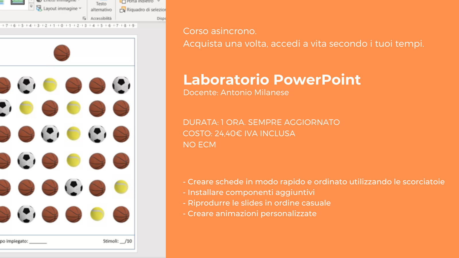 Laboratorio PowerPoint